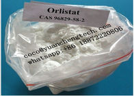 China Legal Anabolic Steroids Weight Loss Powder Orlistat For Antiobesity Agent CAS 96829-58-2 factory