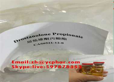 China Masteron Powder Anabolic Steroid Drostanolone Propionate For Strength Retain distributor