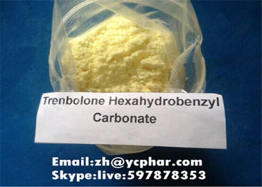 China Bulking Cycle Steroid Trenbolone Hexahydrobenzyl Carbonate (Parabolan) Powder distributor