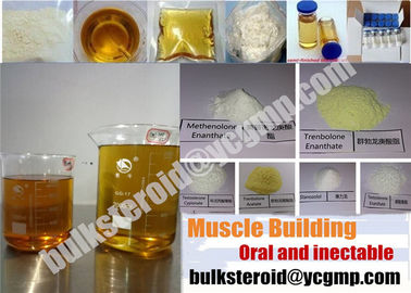China Testosterone Complex Sustanon Injectable Steroids 250mg/ml Solution for Strength Increase distributor