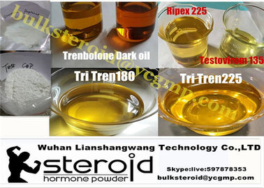 China Legal Injection Steroid Oils Testosterone Propionate 100mg/ml For Physique Enhancement distributor