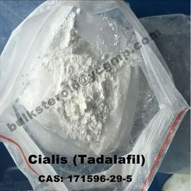 China Safety Effective Male Enhancement Drugs White Powder Tadalafil  Cialis 171596-29-5 distributor