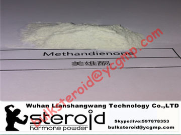 China Dianabol Dbol Oral Anabolic Steroids Methandienone Methandrostenolone For Muscle Growth 72-63-9 distributor