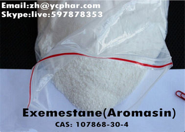 China Exemestan Anti Estrogens Steroid Powders Aromasin Exemestan 107868-30-4 distributor
