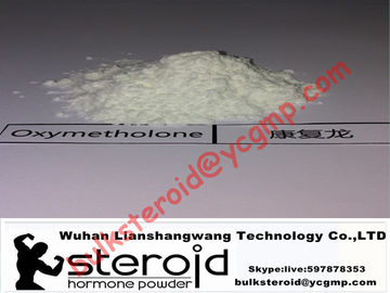 China Anadrol Anapolon Oral Anabolic Steroids Oxymetholone Anavar CAS 434-07-1 distributor