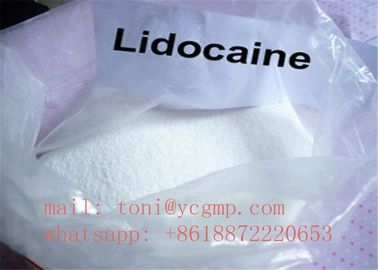 China Lidocaine  cas  137-58-6 distributor