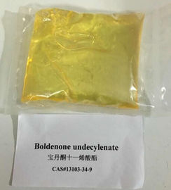 China Light Yellow Liquid Boldenone Undecylenate Equipoise EQ Injectable Steroid distributor