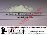 17-Methyltestosterone Testosterone Anabolic Steroid CAS 58-18-4 Pharmaceutical Grade