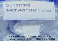 Superdrol Powder /Methyl-drostanolone,Raw Steroid Anabolic Hormone Powders for bodybuilding