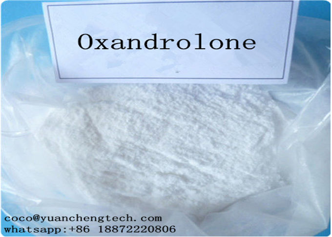 Oxandrolone / Anavar Muscle Gain Anabolic Androgenic Hormone Withe Powders