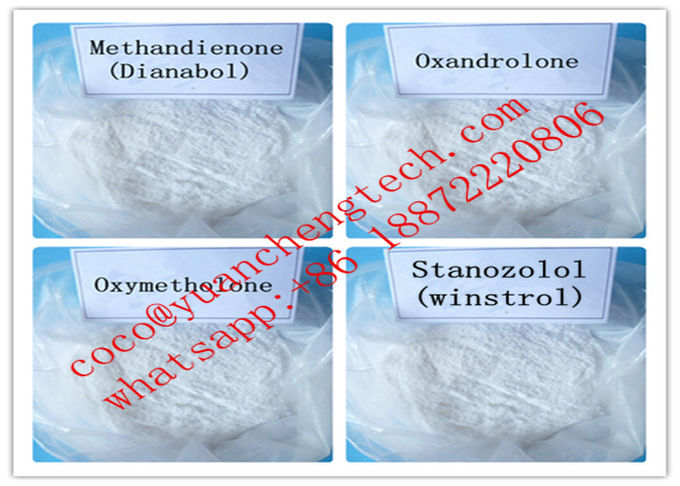 Conversion Oral Anabolic Steroids Hormone Stanozolol ( Winstrol ) For Bodybuilding