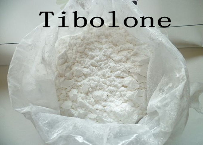 High Purity Synthetic Steroid Hormone Livial Raw Powder / Tibolone CAS 5630-53-5
