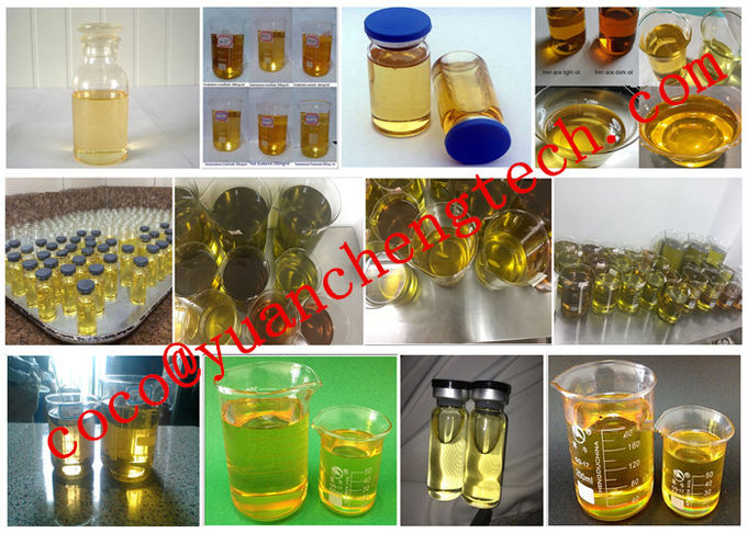 Pharmaceutical Grade Steroid Injection For Bodybuilding Semi