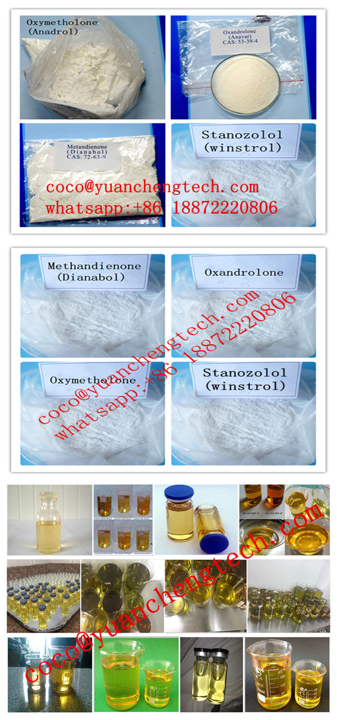 Effective Growth Hormone Peptides AOD 9604 for Fat Burning , Cas 221231-10-3